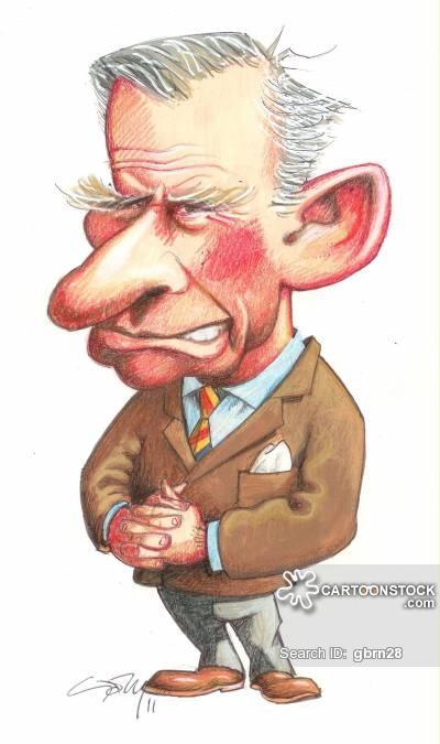 Prince Charles Cartoons and Comics.