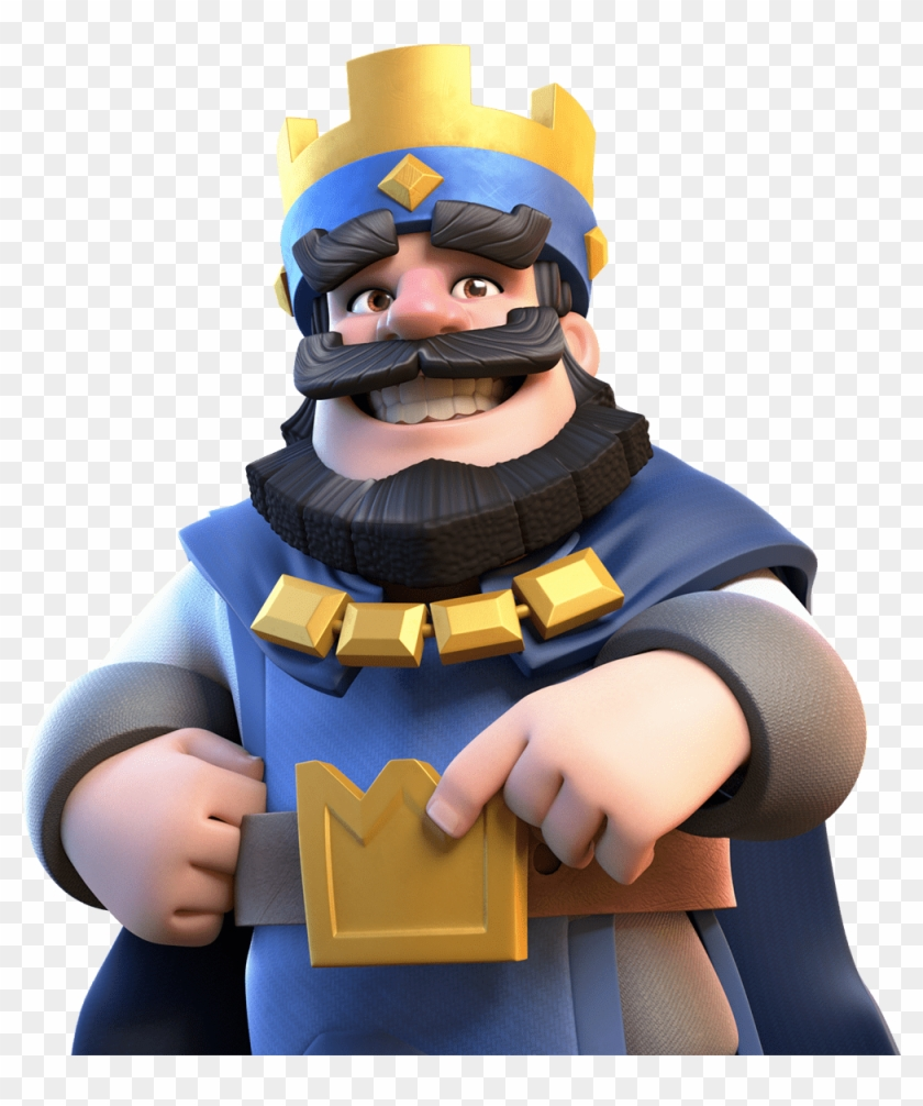 Clash Royale Prince.