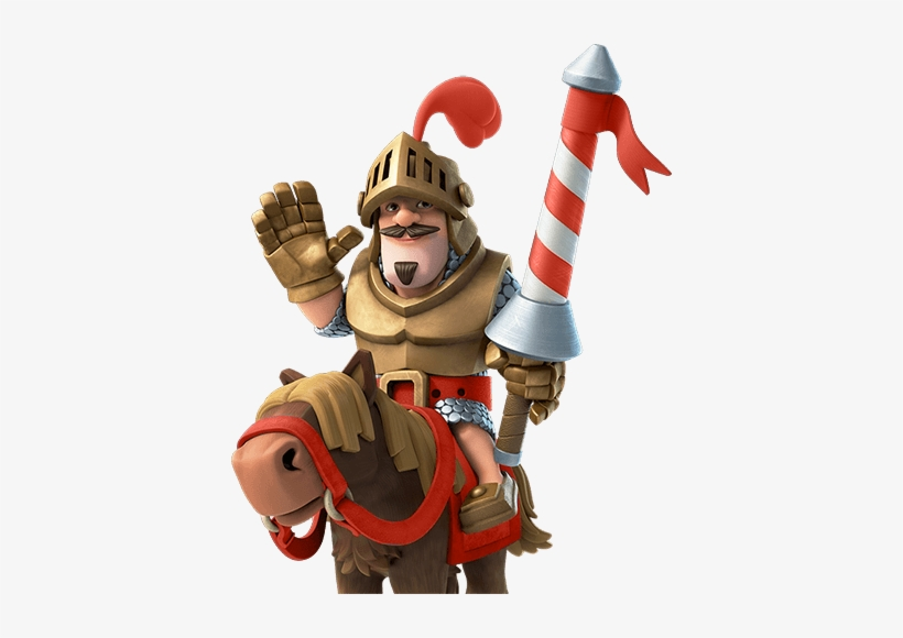 Clash Royale Red Prince.