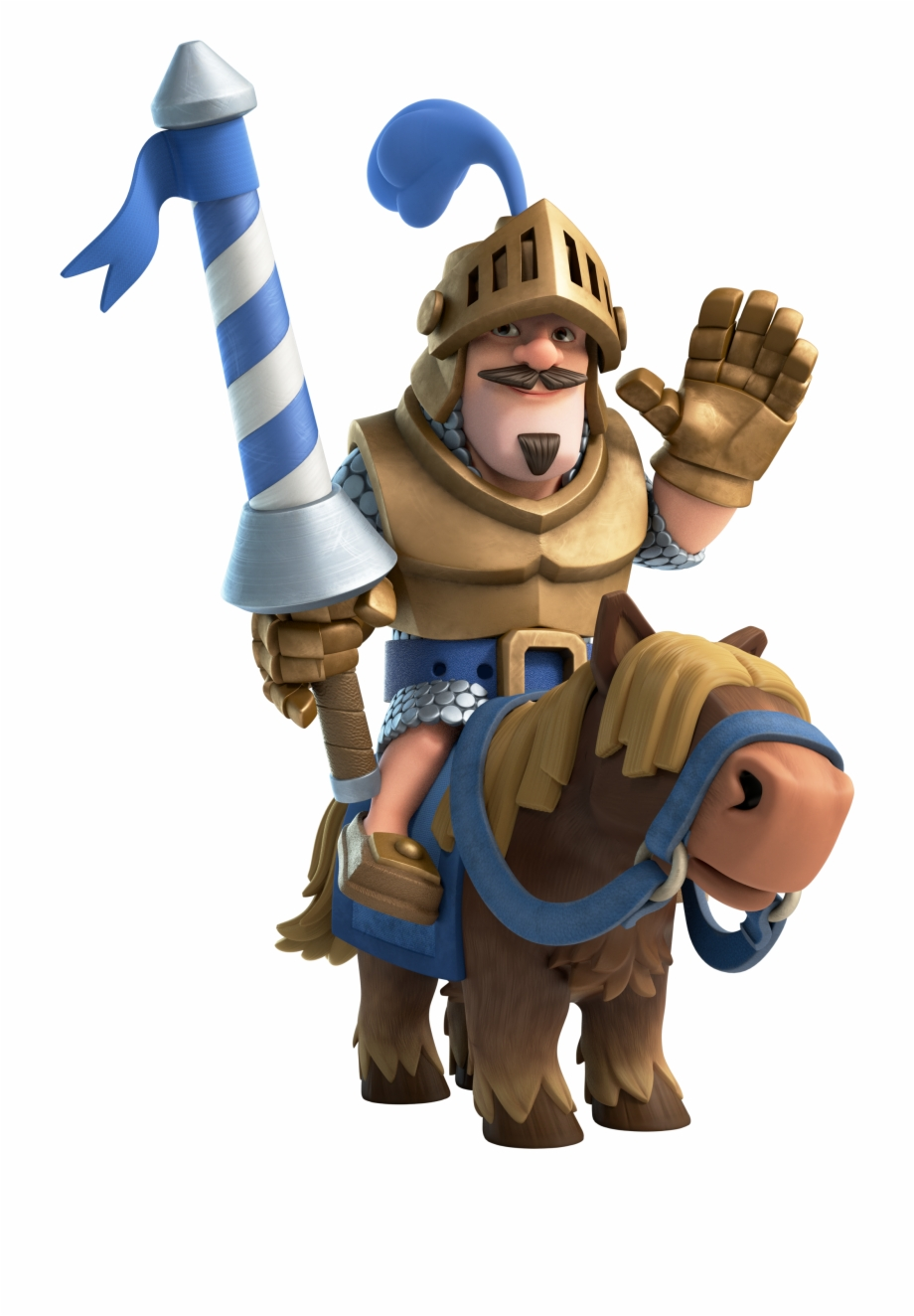 Which Clash Royale Character Are You.
