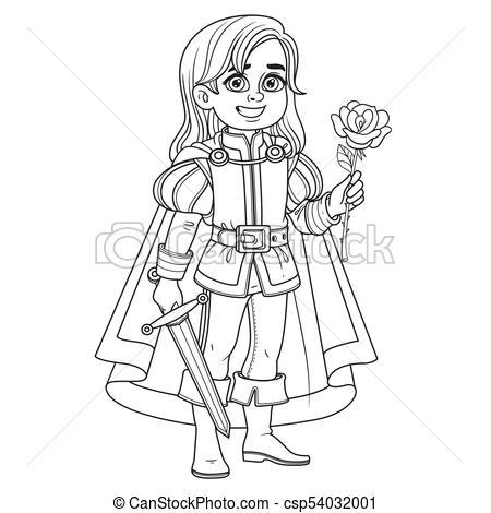 Prince charming clipart black and white 2 » Clipart Portal.