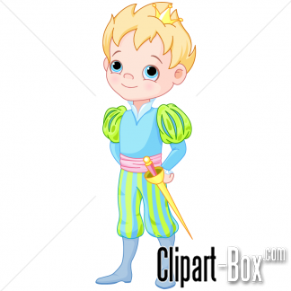 CLIPART YOUNG PRINCE.