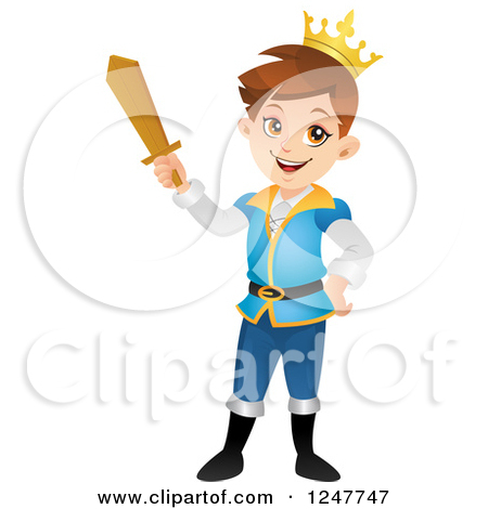 Showing post & media for Cartoon prince clipart.