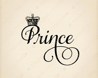 baby princes clipart   Etsy.