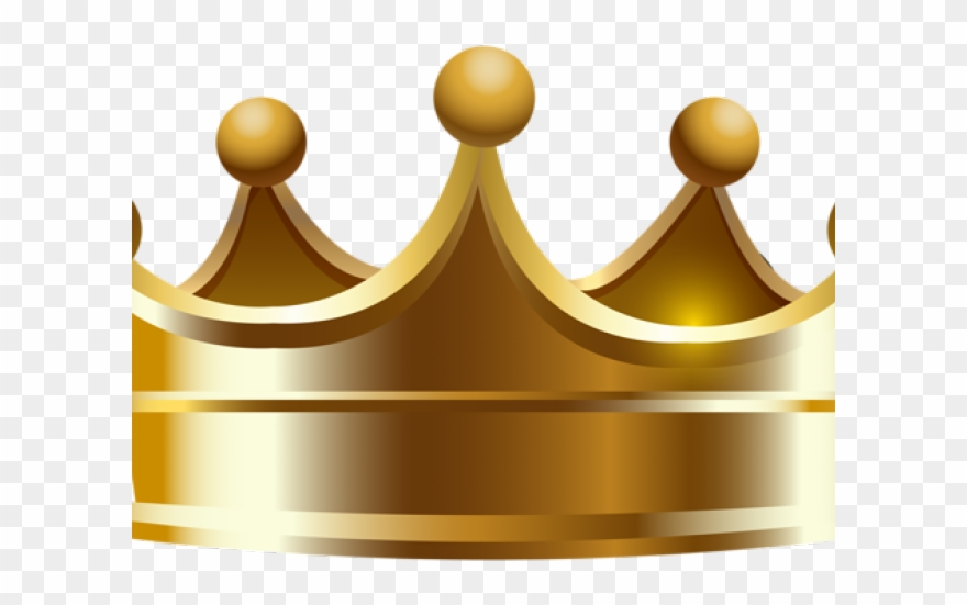 Golden Clipart Prince Crown.