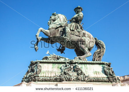 Prince Eugene Of Savoy Stock Photos, Royalty.