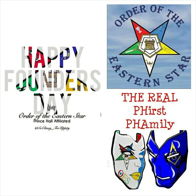 To all members of the Prince Hall Affiliated Order of the.