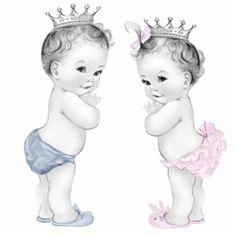 Pictures Vintage Baby Shower Clip Art,.