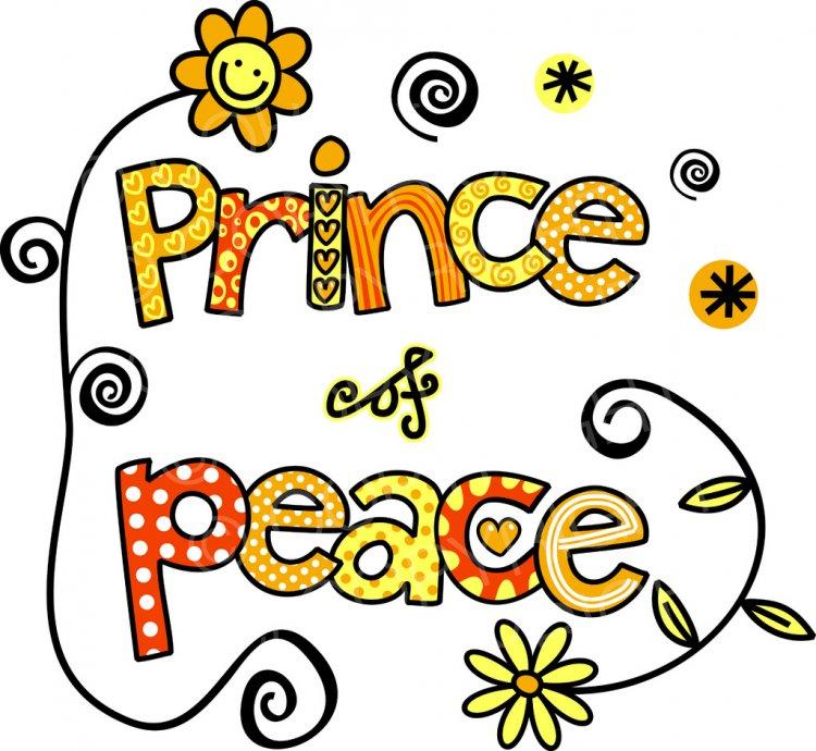 Prince of Peace.