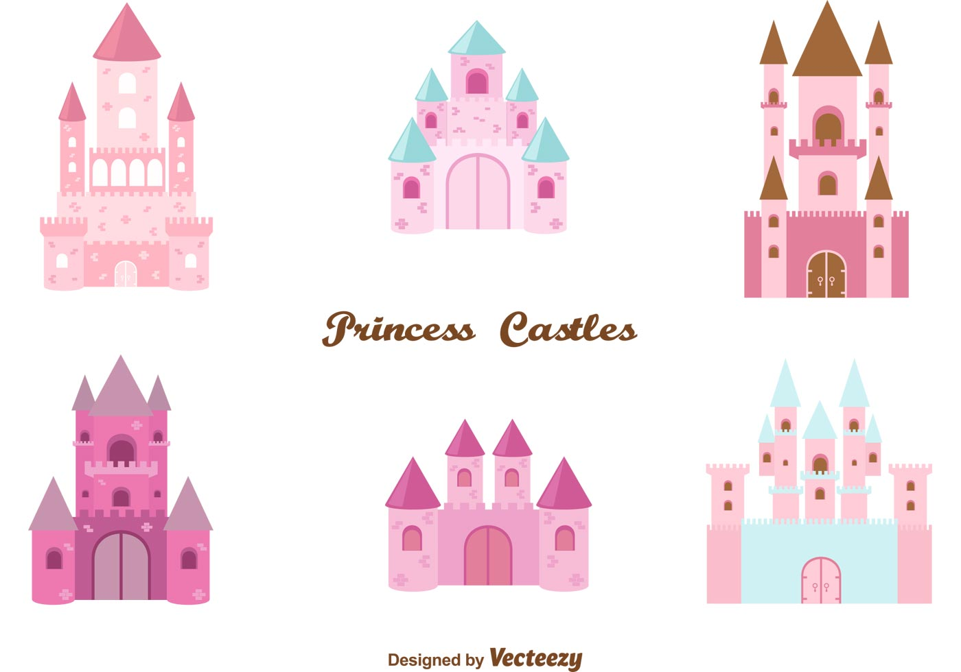 Fairy Tale Free Vector Art.