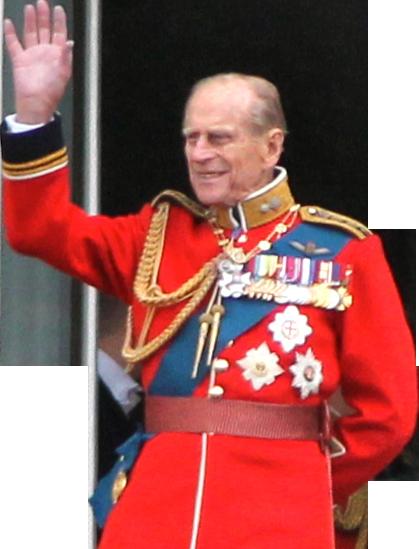 Prince Philip Duke of Edinburgh transparent image.