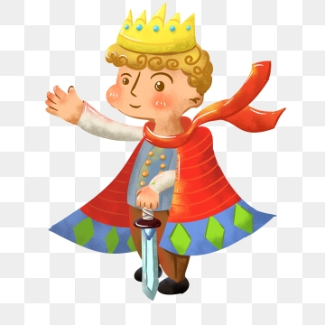 Little Prince PNG Images.