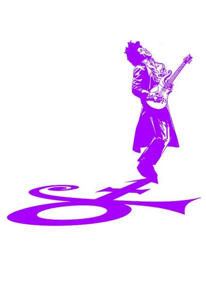 Prince Purple Rain Art (Page #4 of 6).