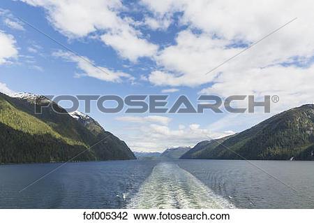 Stock Photo of Canada, British, Columbia, Vancouver Island, Inside.