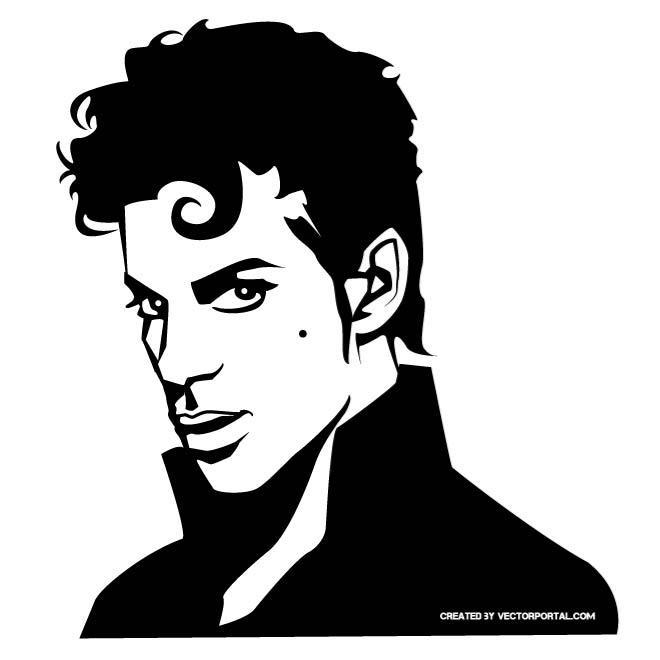 Singer Prince.