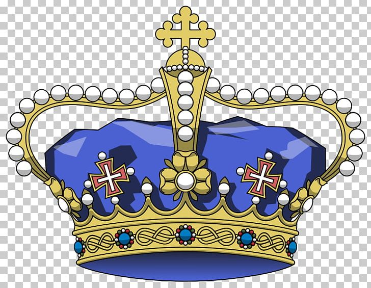 Kingdom Of Italy Coat Of Arms Crown Prince Symbol PNG.