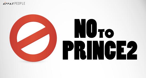 No to PRINCE2.