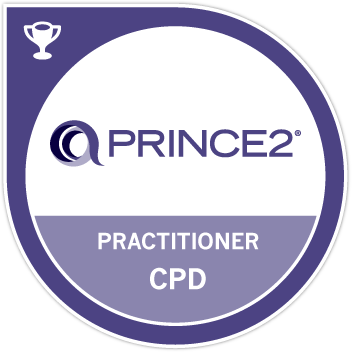 PRINCE2® Practitioner CPD.
