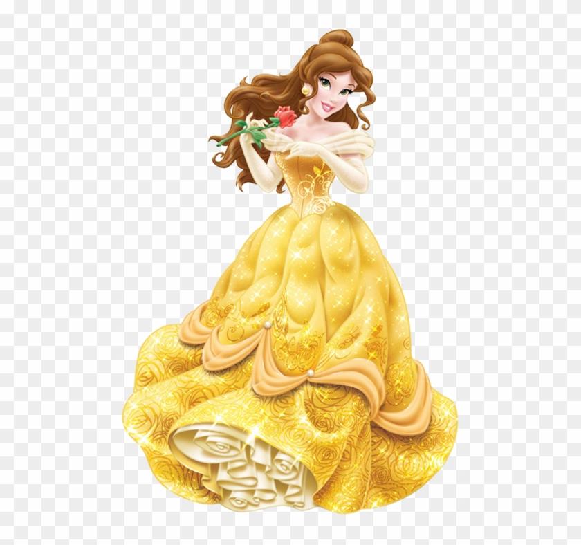 Princes Disney Belle, HD Png Download.