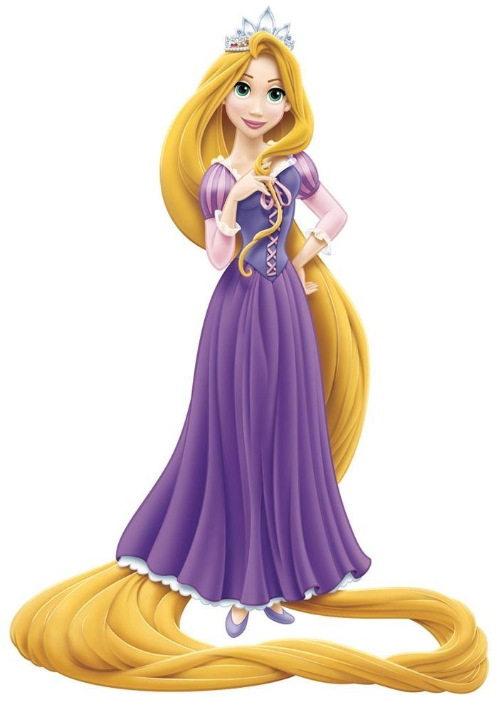 Disney Princess Rapunzel Tangled Clipart.