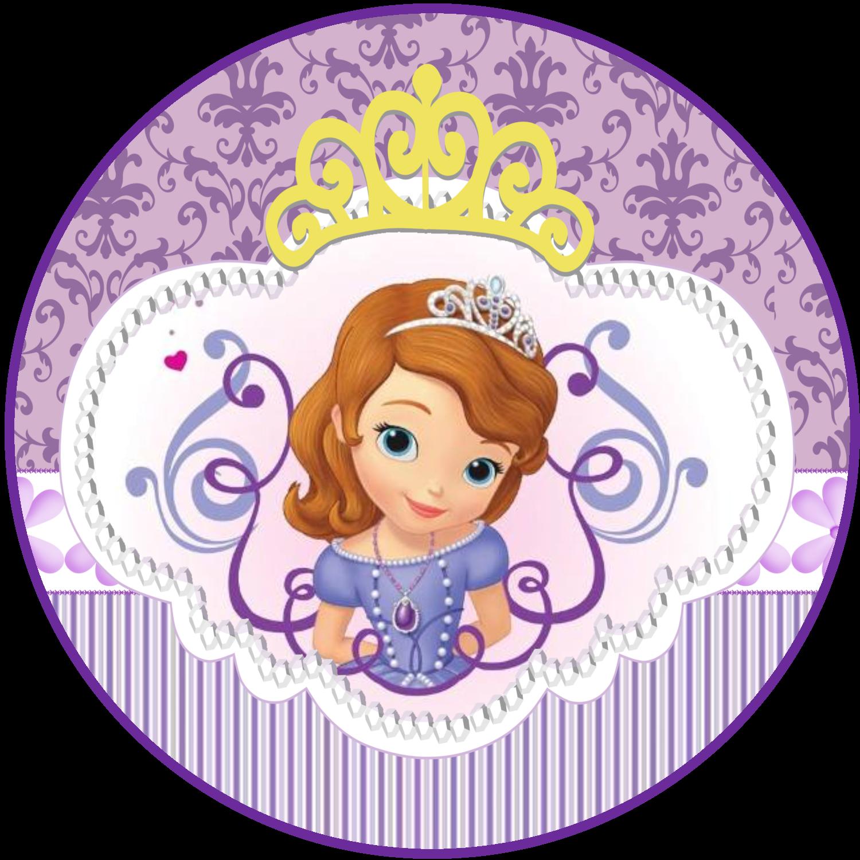 Fazendo a Propria Festa: Princesa Sofia.
