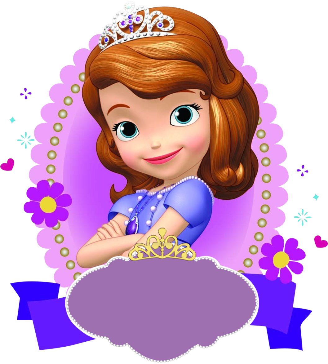 Download Princesa Sofia PNG Image with No Background.