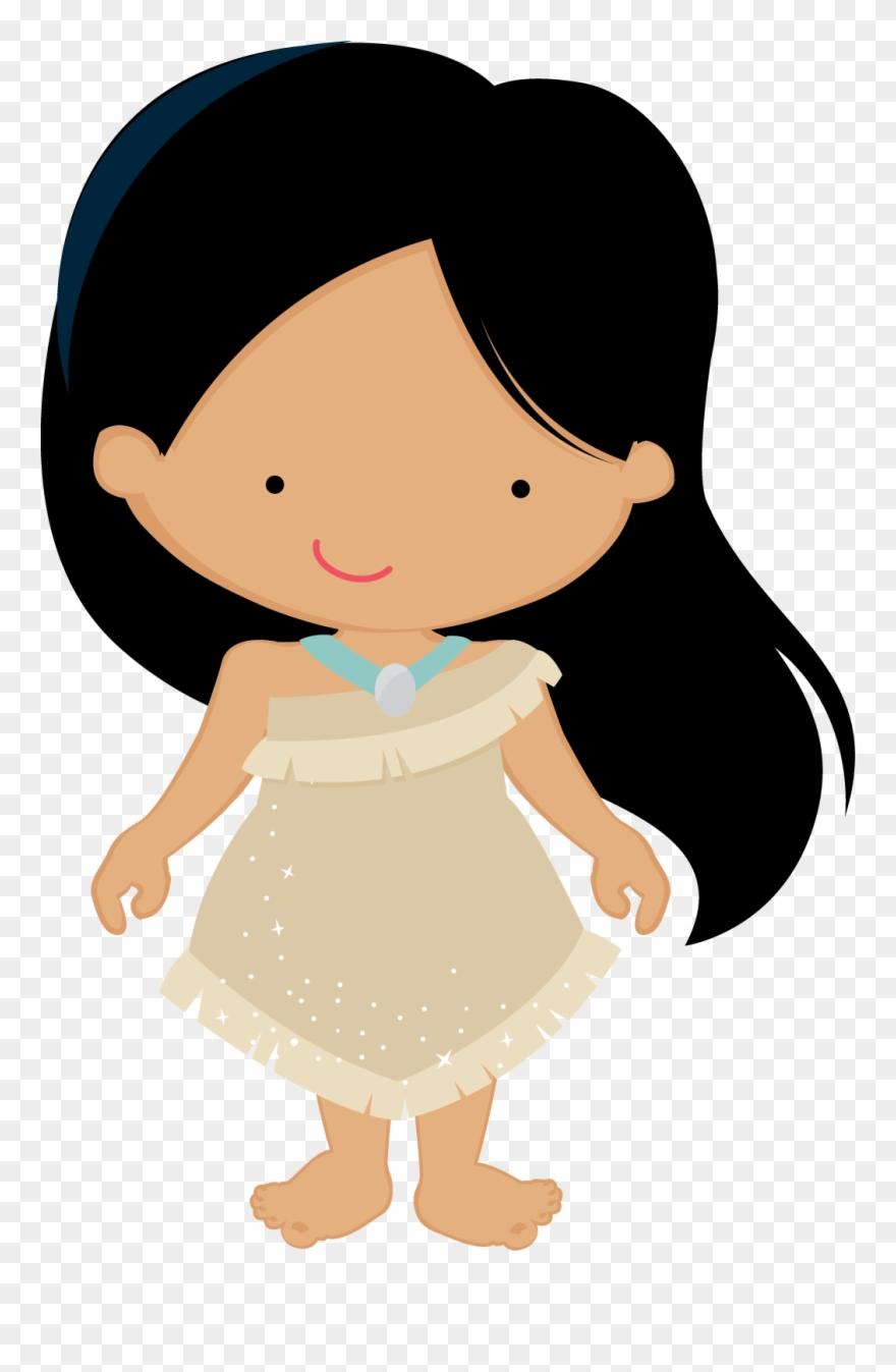 Princess Pocahontas, Disney Princess Babies, Baby Princess.