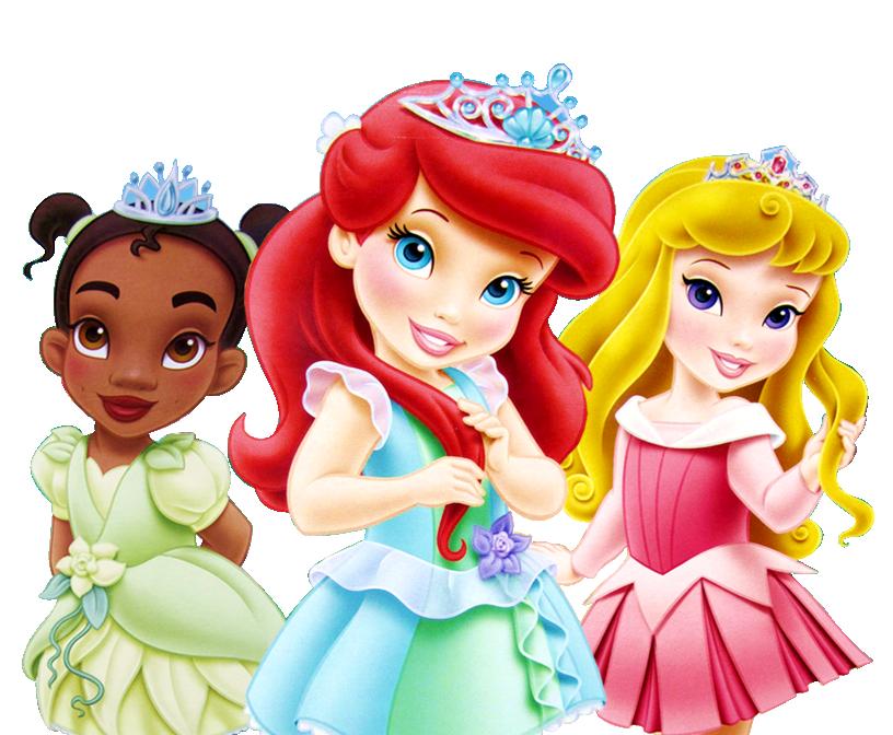 Princesas Disney Baby.