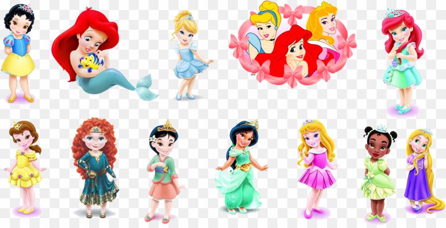 Princesas Disney Baby PNG Rapunzel Pocahontas Clipart.