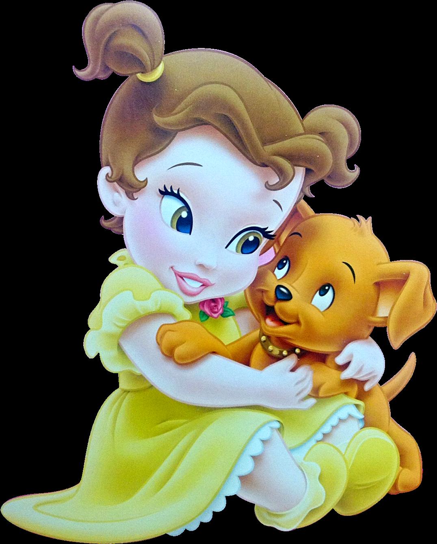 Bella Princesa Baby Png Princesas Ⓒ.