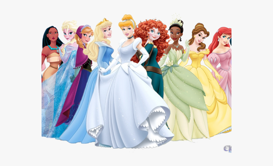 Disney Princesses Clipart Princess Anna.