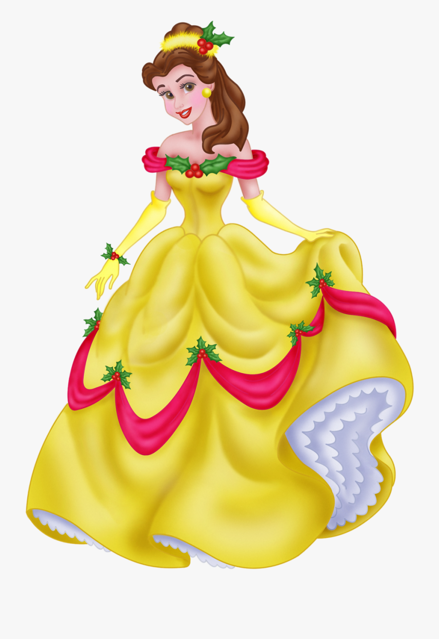 Transparent Princesses Clipart.