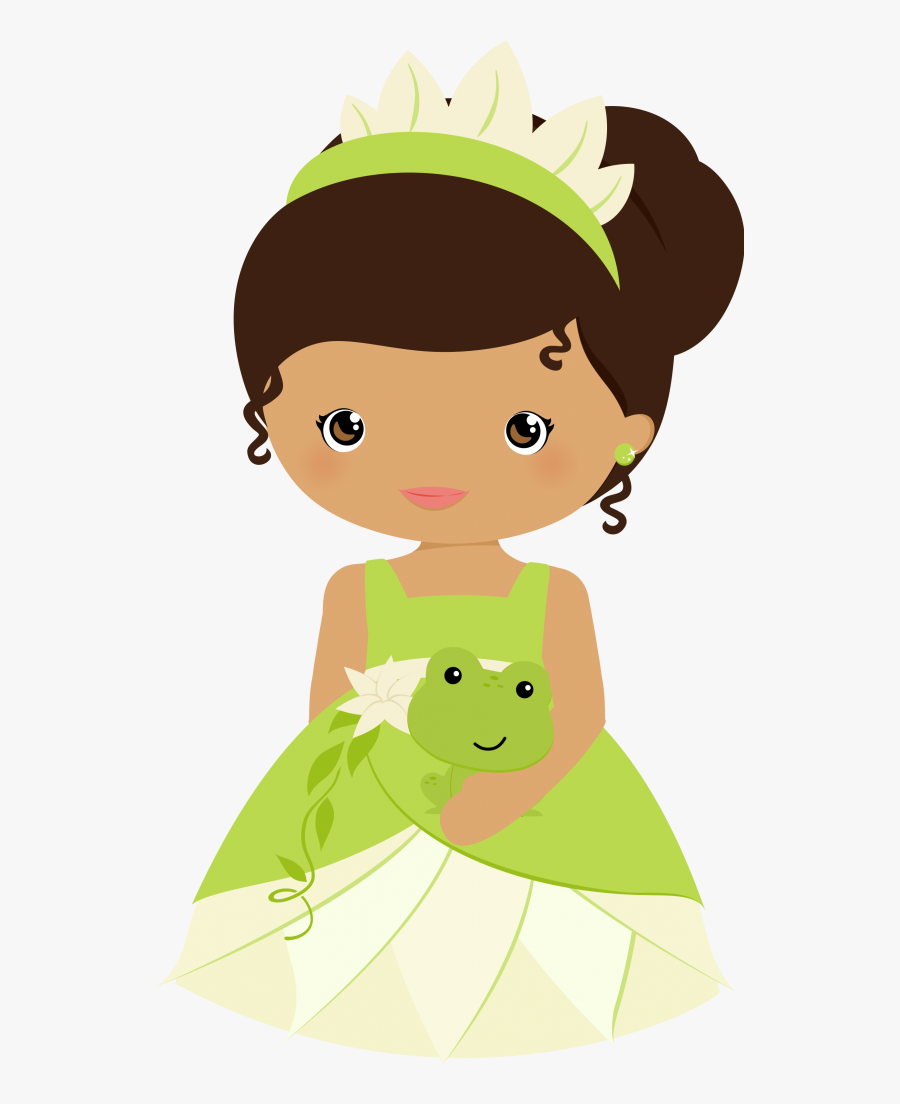 Disney Princesses Clipart Prinsesa.