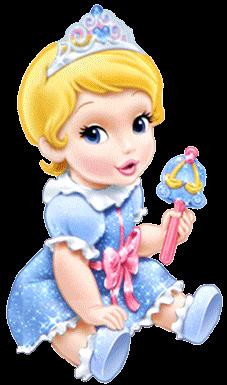 Gifs Linda Lima: Princesas Disney Baby.