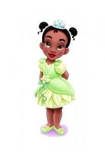 Princesas Disney Bebes png.