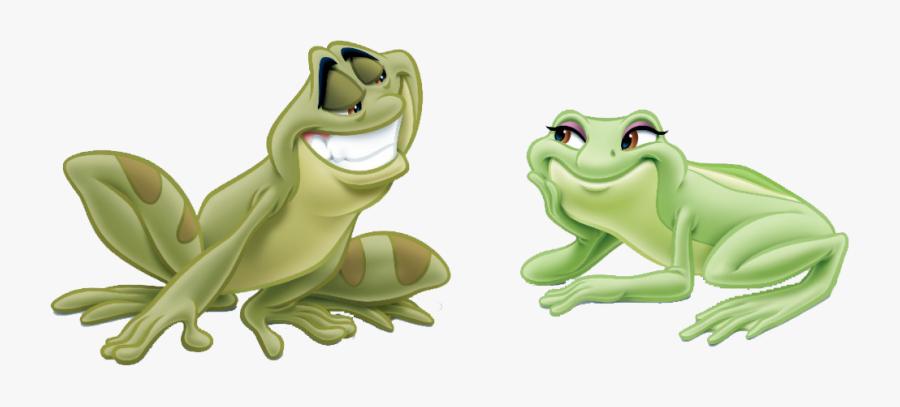 Princess And The Frog Png Transparent Princess And.