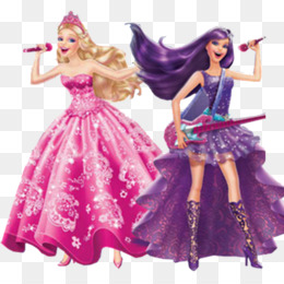 Barbie As The Princess And The Pauper PNG and Barbie As The.
