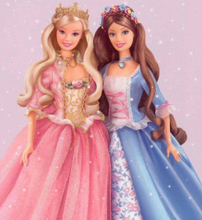 Barbie clipart princess and the pauper, Picture #258142.
