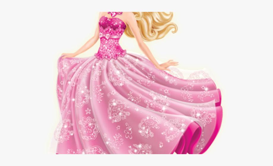 Barbie Clipart Princes.