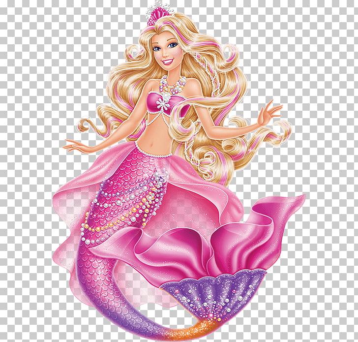 Barbie: The Pearl Princess Merliah Summers Doll, Mermaid.