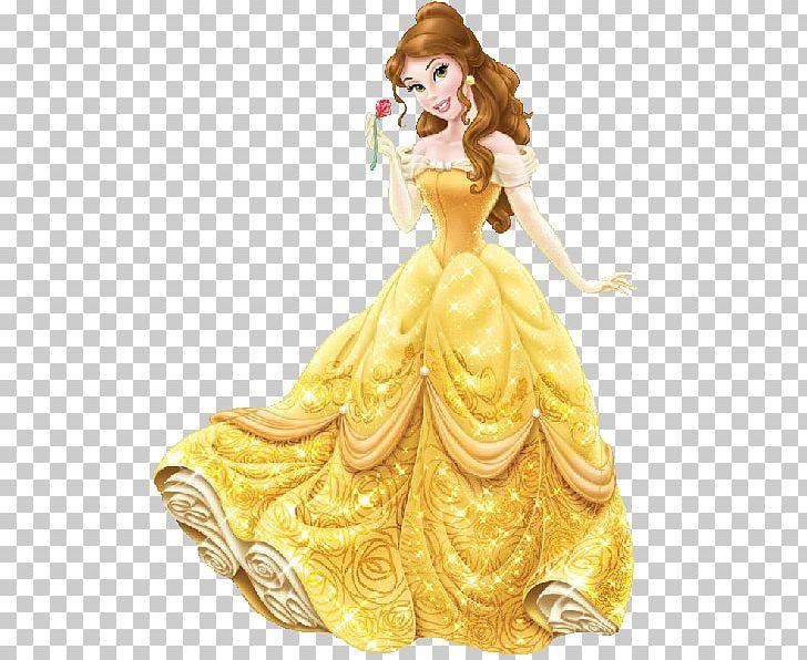 Belle Princess Aurora Rapunzel Cinderella Wall Decal PNG.