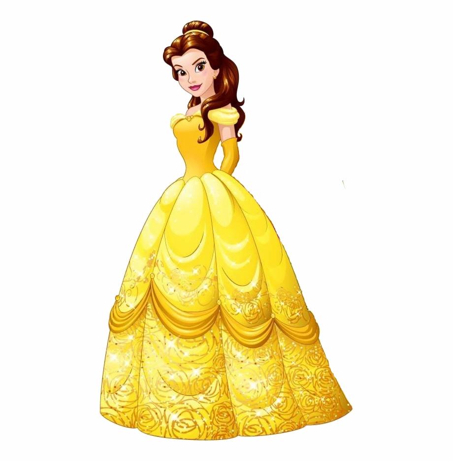 Disney Princess Belle Png.