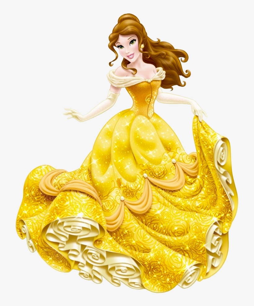 Belle Clip Art.