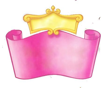 Princess Border Clipart.