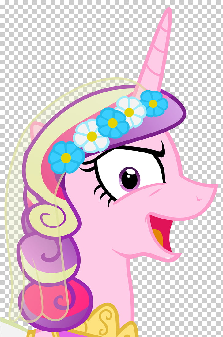 Princess Cadance My Little Pony: Friendship Is Magic A.