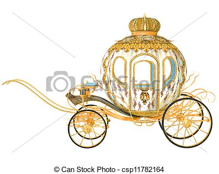 Cinderella carriage Clipart and Stock Illustrations. 239.