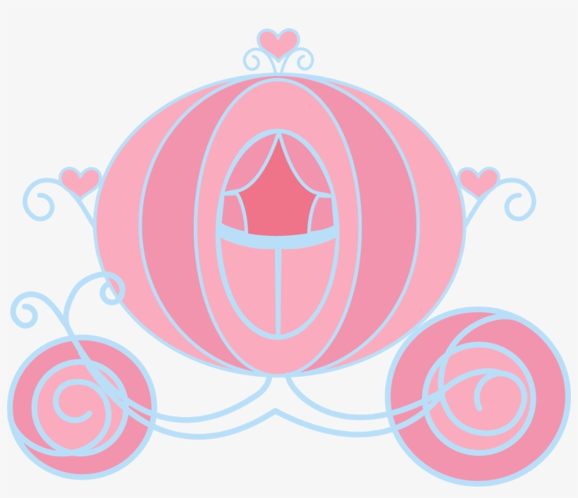 Princess Carriage Clipart Png.