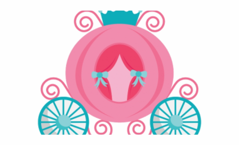 Princess With Carriage Clipart Free PNG Images & Clipart.