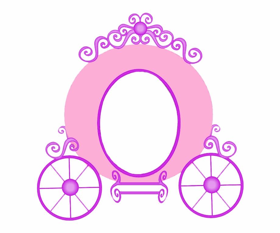 Princess Carriage Png.