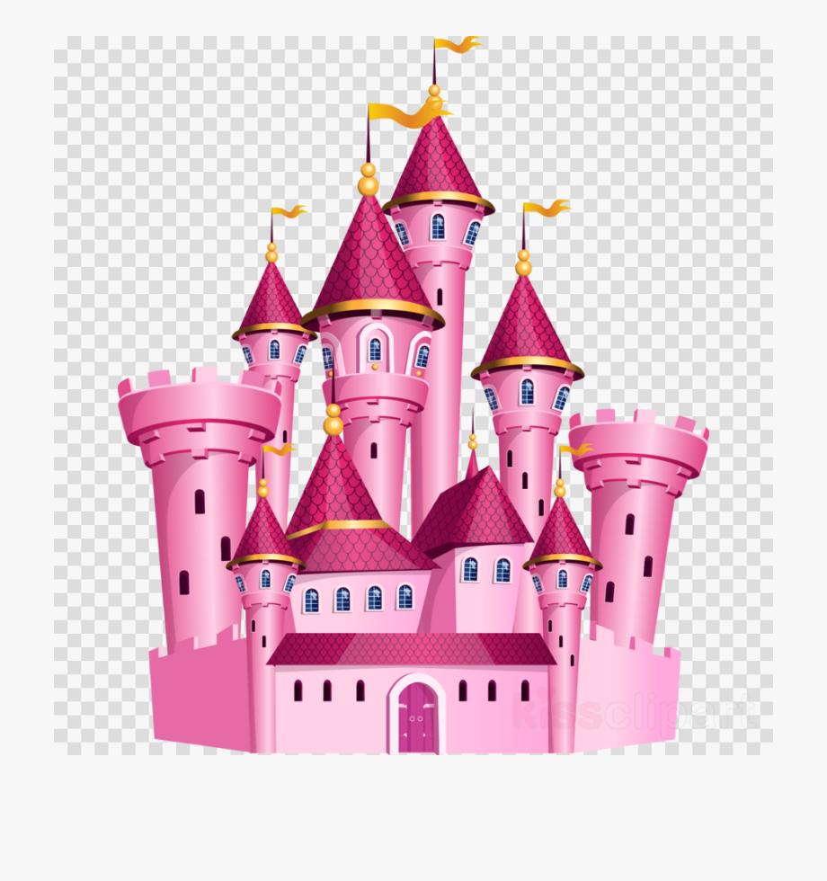 Princess Castle Clipart.